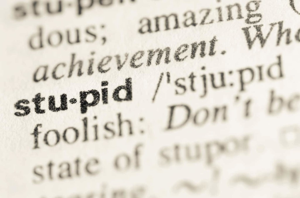 How to act less stupid, according to psychologists