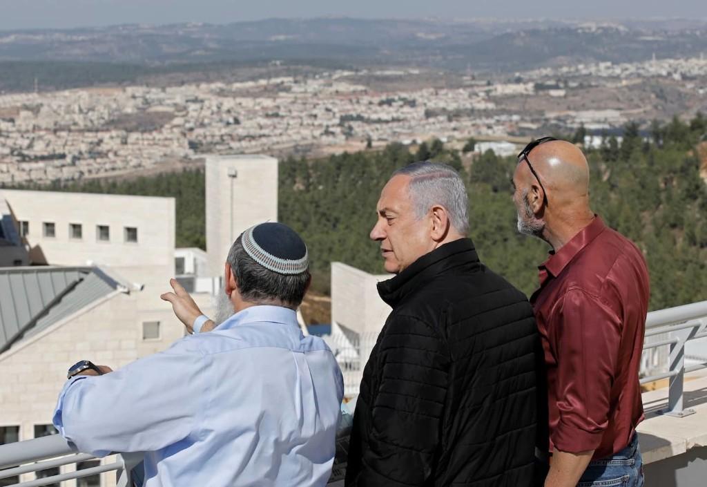 Rebuking Trump, House backs measure endorsing two-state Israeli-Palestinian solution