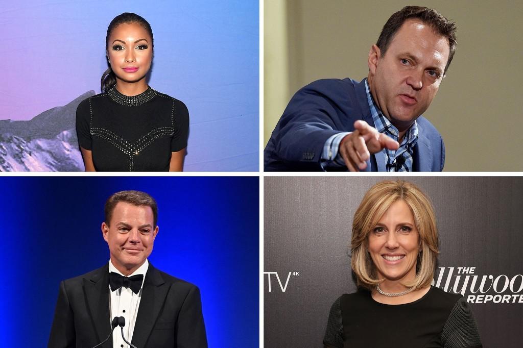 Fox News veterans face a hurdle in the job market: Having Fox on the résumé