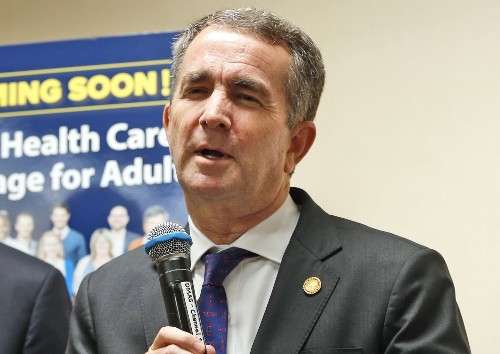 Ralph Northam just gave a huge boost to Trump's reelection campaign