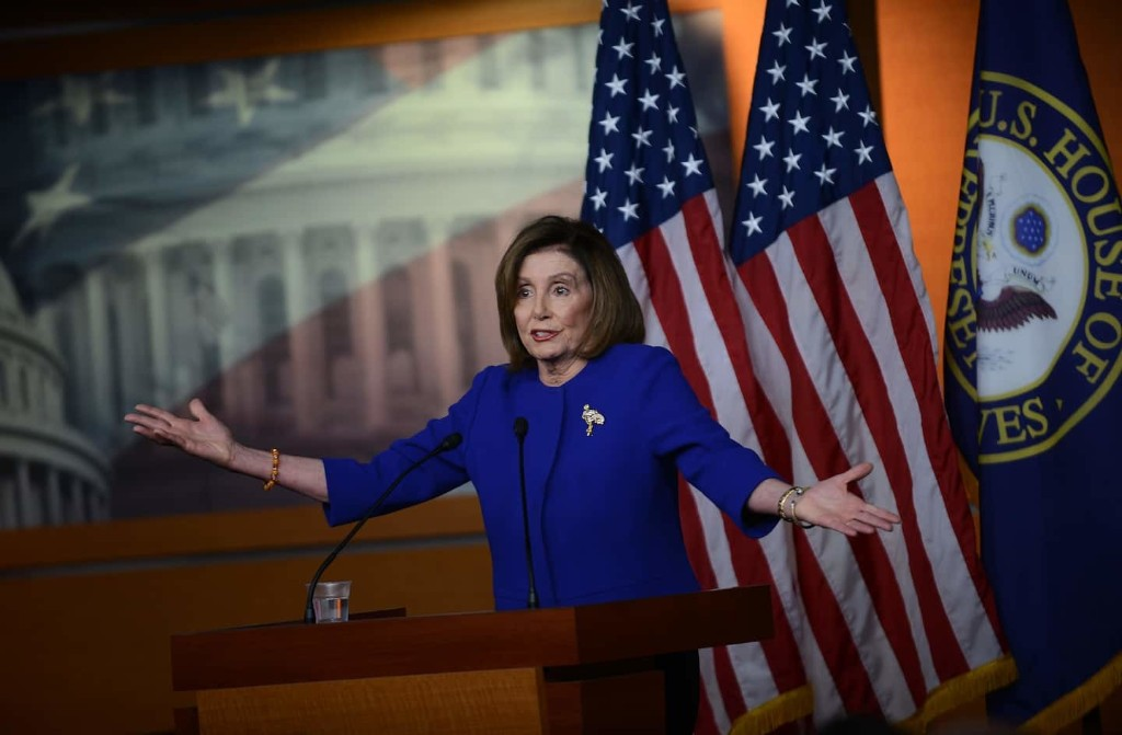 Pelosi signals House will transmit articles of impeachment against Trump to Senate as soon as next week