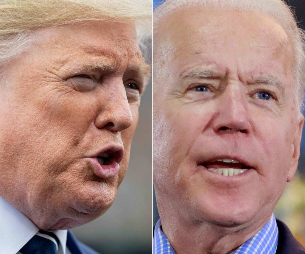 Biden just slammed Trump on a new and hidden vulnerability