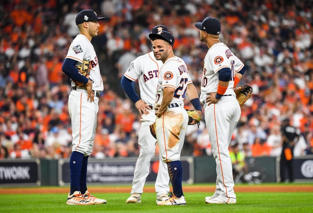 The mighty Astros have lost their mojo, and they're running out of time to get it back