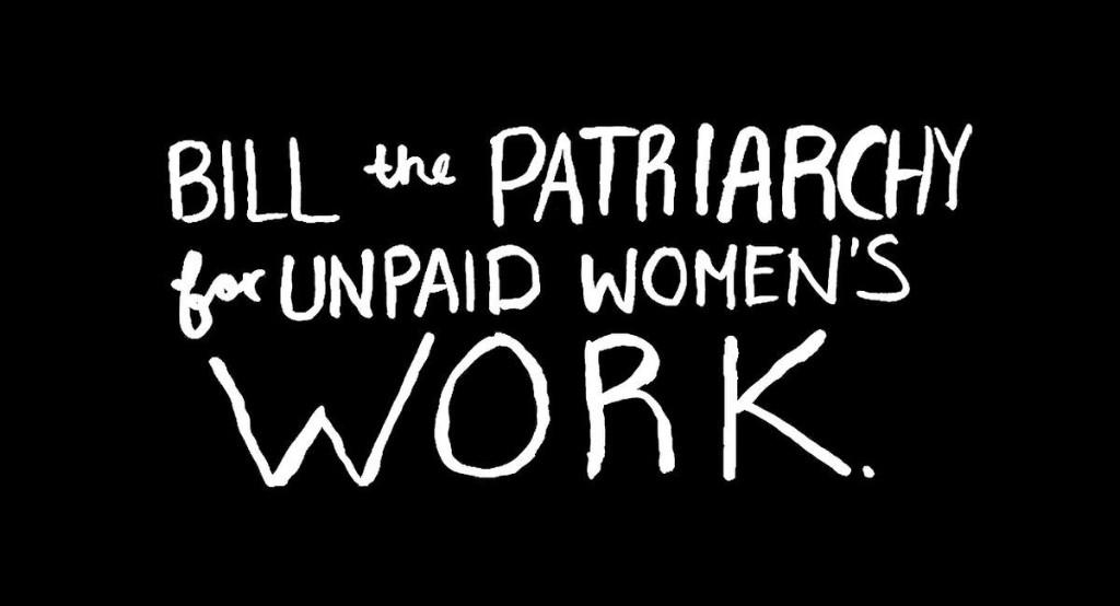 Gender pay gap - Magazine cover
