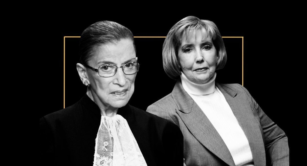 The Supreme Court ruled against Lilly Ledbetter's equal pay lawsuit. RBG inspired her to keep fighting.