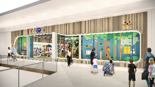 Toys R Us is back from the dead, but its new stores are unrecognizable