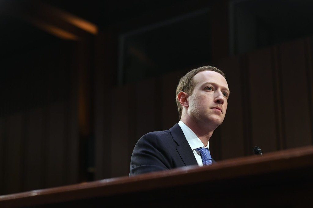 Mark Zuckerberg: The Internet needs new rules. Let's start in these four areas.