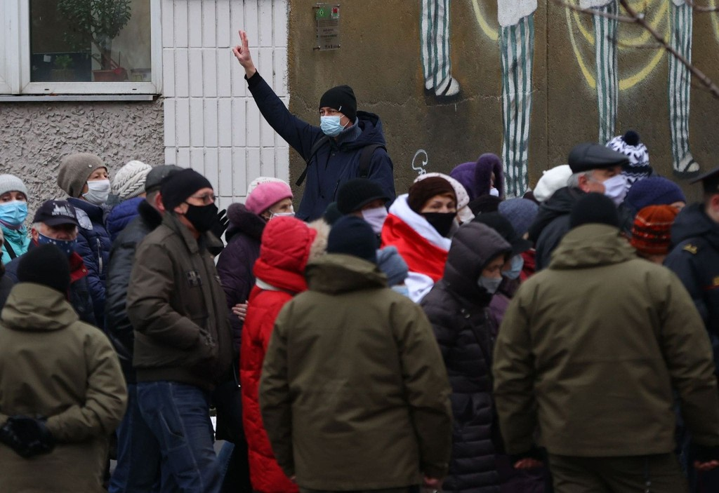 The people of Belarus are still marching against dictatorship. The U.S. can help.