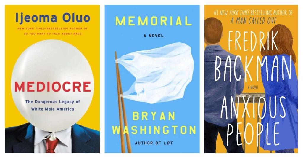 Fall reading: 12 books to keep you occupied for the rest of 2020
