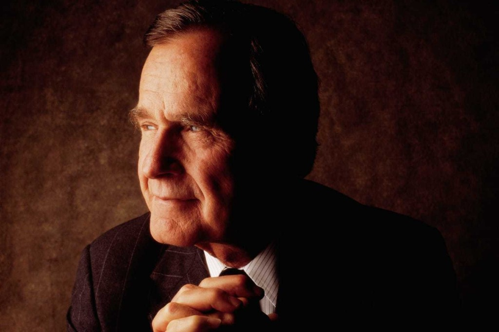 George H.W. Bush, 41st president of the United States, dies at 94