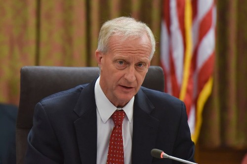 D.C. Council member Jack Evans received stock just before pushing legislation that would benefit company