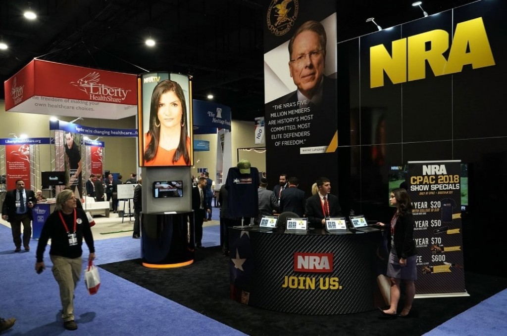 #BoycottNRA: Hertz and Avis are the latest companies to cut ties with gun lobby as movement gains steam
