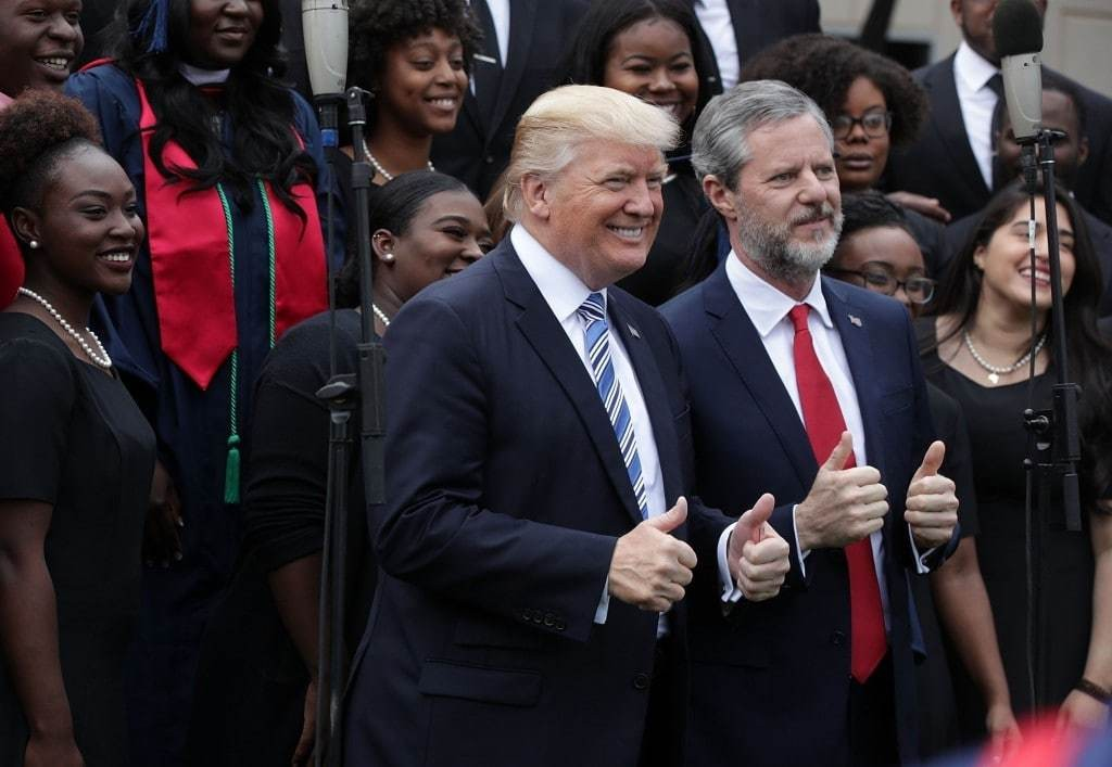 After Trump and Moore, some evangelicals are finding their own label too toxic to use