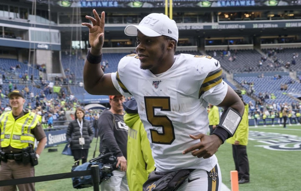 The Saints prove they are more than just Drew Brees in a win over the Seahawks