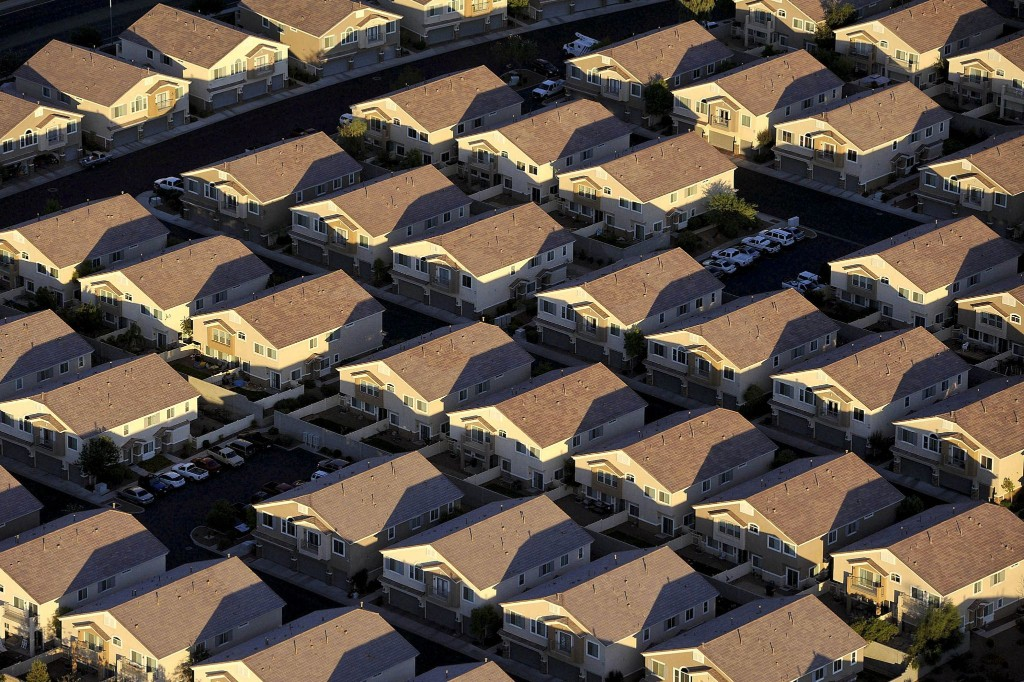An indicator that presaged the housing crisis is flashing red again
