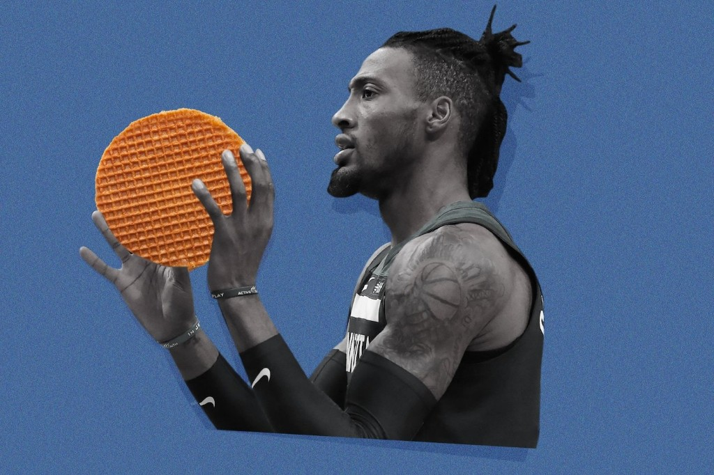 NBA players have a new favorite snack: Energy-boosting stroopwafels