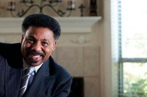 Christians should put their faith above their race and culture, the Rev. Tony Evans says