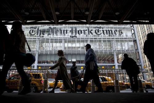 NYT's Peter Baker, superhuman anti-bias machine