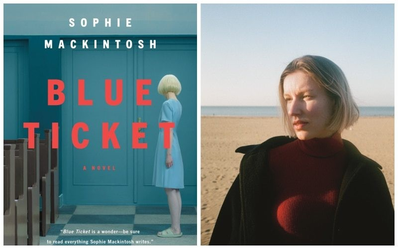 In Sophie Mackintosh's dystopian 'Blue Ticket,' a woman's fate is determined by lottery