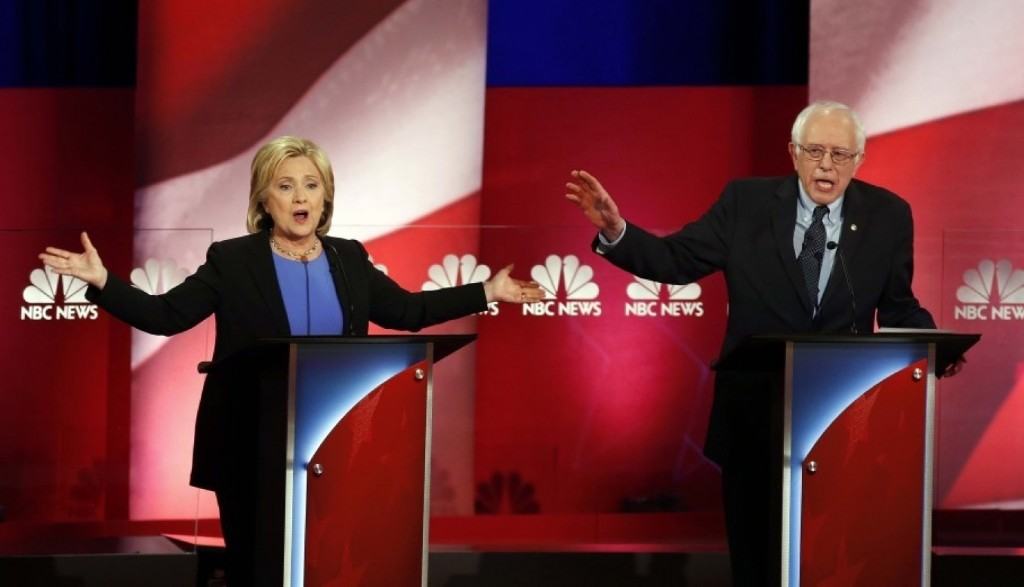 A warning to warring Democrats in the Clinton-Sanders race