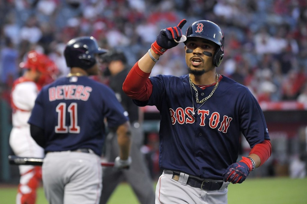 By trading Mookie Betts to Dodgers, Red Sox seemingly concede AL East to rival Yankees