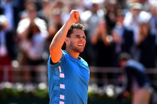 Thiem looks to challenge of Nadal in French Open final after weathering Djokovic