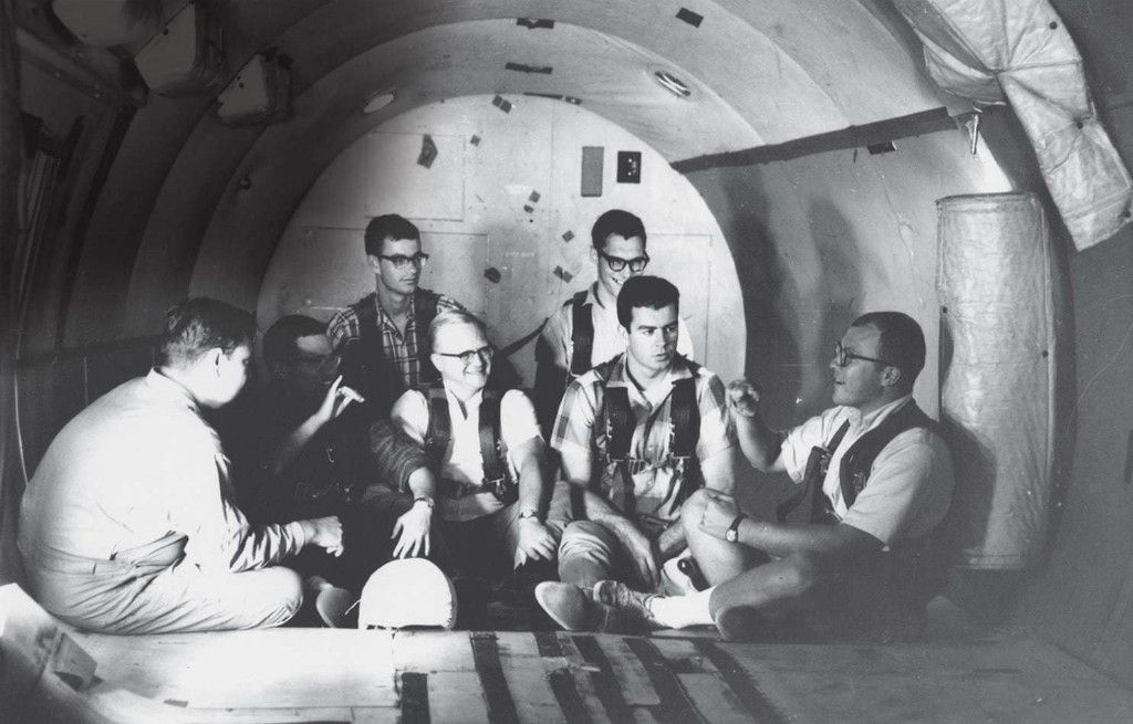 'I wanted to serve': These deaf men helped NASA understand motion sickness in space
