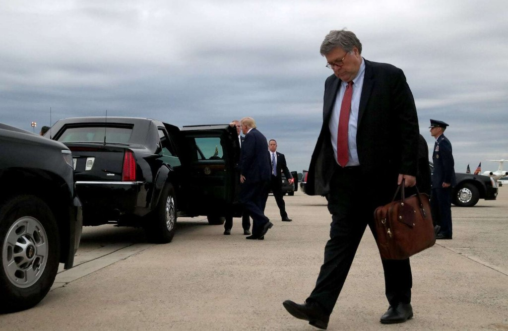 Barr's attack on his own prosecutors fed by frustration with both sides of political aisle, people who know him say