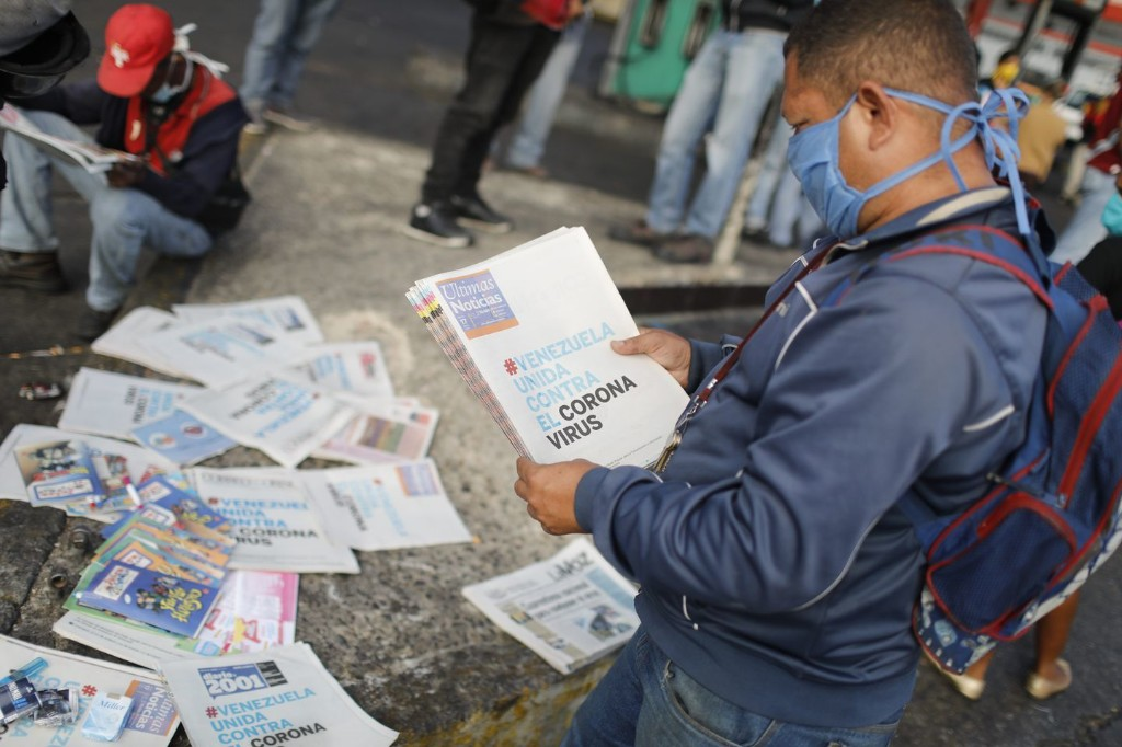 Journalists threatened and detained as countries on multiple continents restrict coronavirus coverage