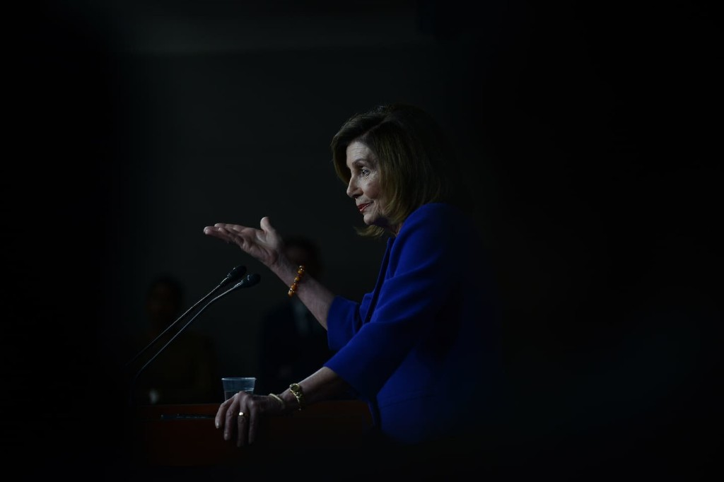 'Soon,' Pelosi promises, as some Democrats grow restless over delay in Trump's impeachment trial