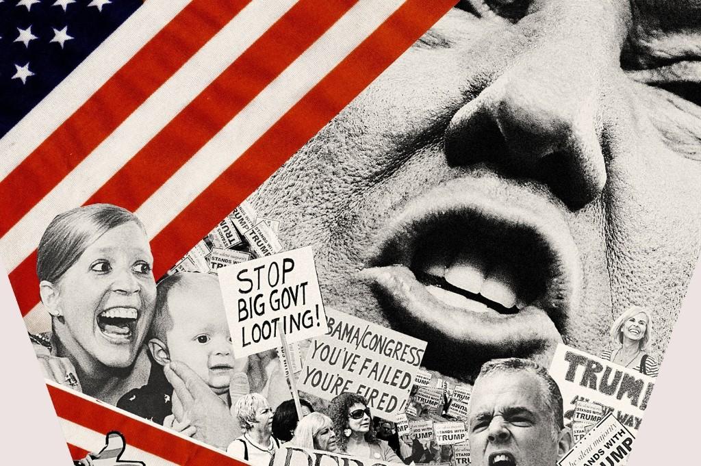 Politics - Magazine cover