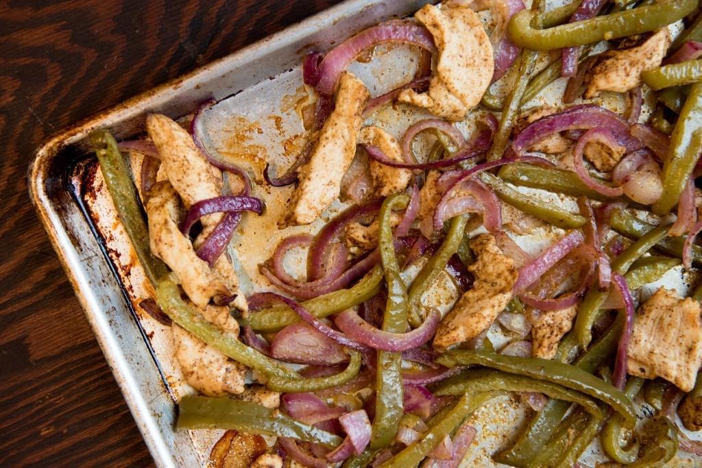 Sheet Pan Chicken Fajitas - The Washington Post