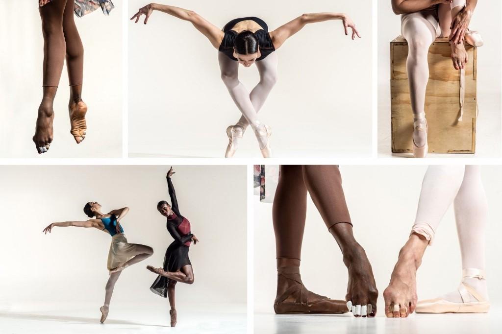 Ballet - Magazine cover