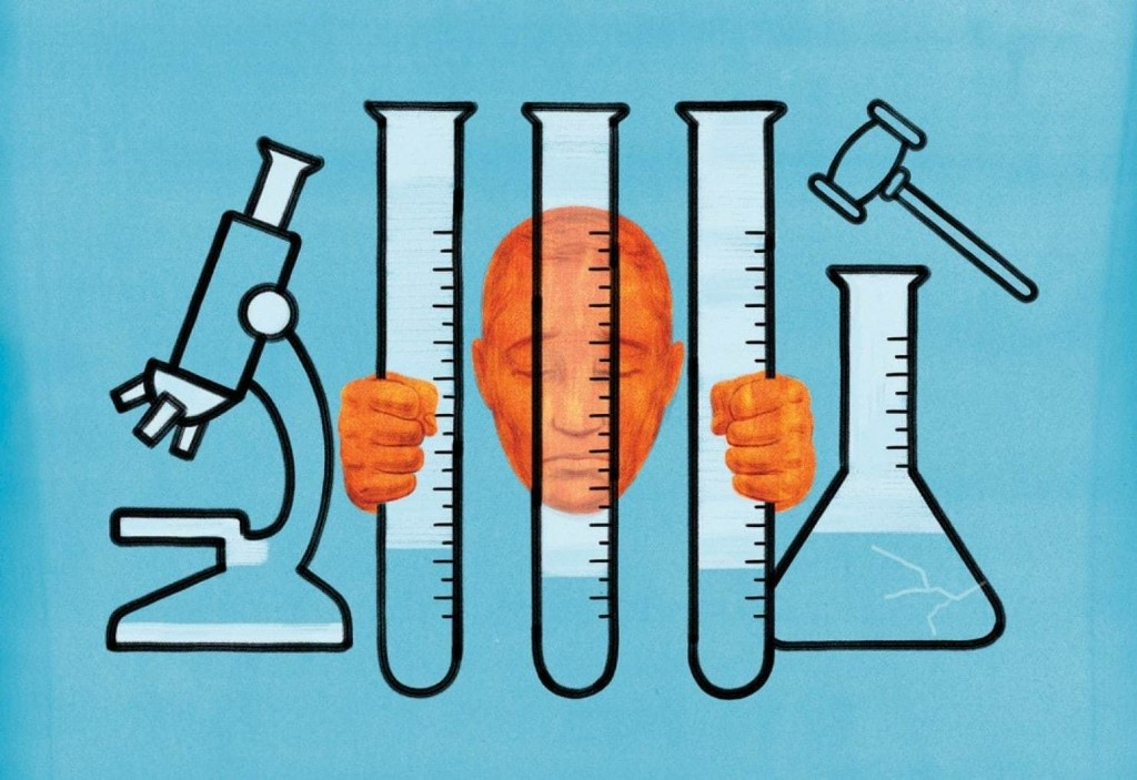 Bad science puts innocent people in jail — and keeps them there