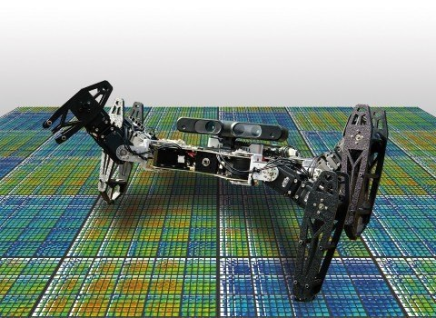 Robots - Magazine cover
