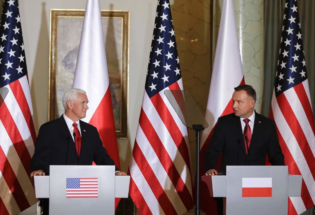 Pence critical of Russia — days after Trump advocates inclusion at next G-7 summit
