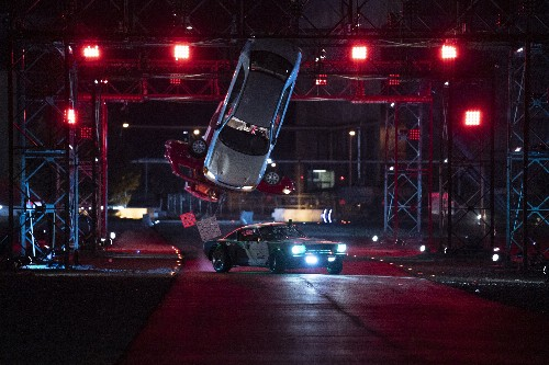 Wednesday night TV: 'Hyperdrive' premieres on Netflix