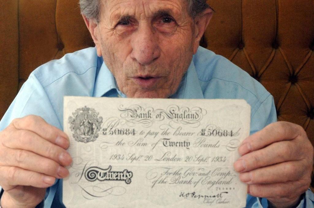 Adolf Burger, survivor of Nazi counterfeiting operation, dies at 99