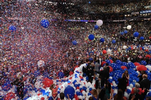 Comcast, labor unions were top funders of Democratic convention festivities