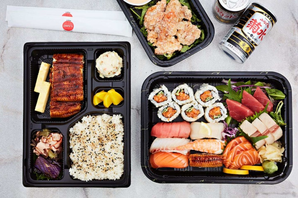 Lighten up, with the help of Japanese takeout