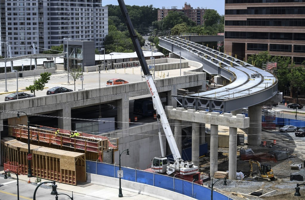 Maryland will manage Purple Line construction if partnership falls through, state officials say