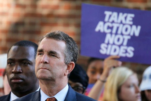 Ralph Northam: I expected better of Virginia's legislators