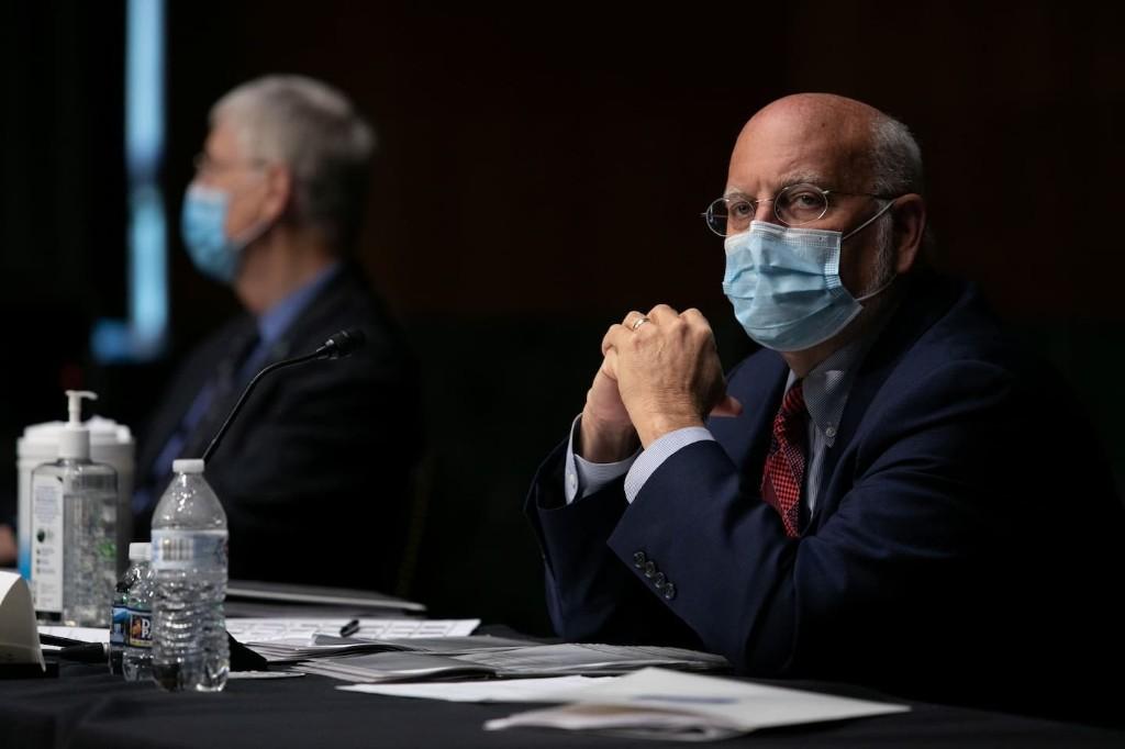 CDC feels pressure from Trump as rift grows over coronavirus response