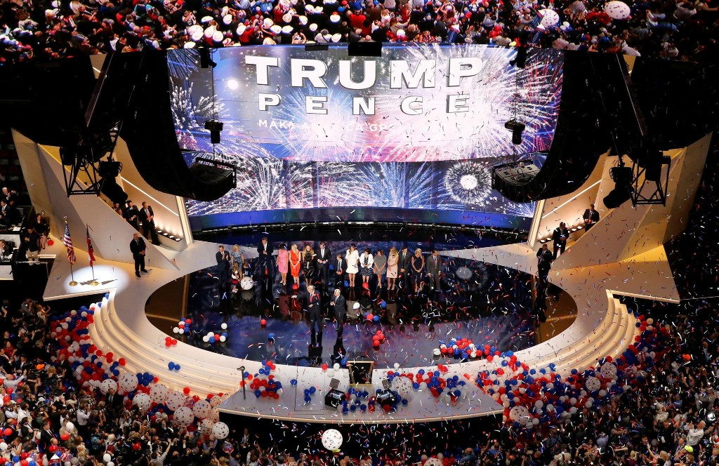 Republican National Committee disputes GOP convention spokesperson's claim that Trump's renomination will be closed to media