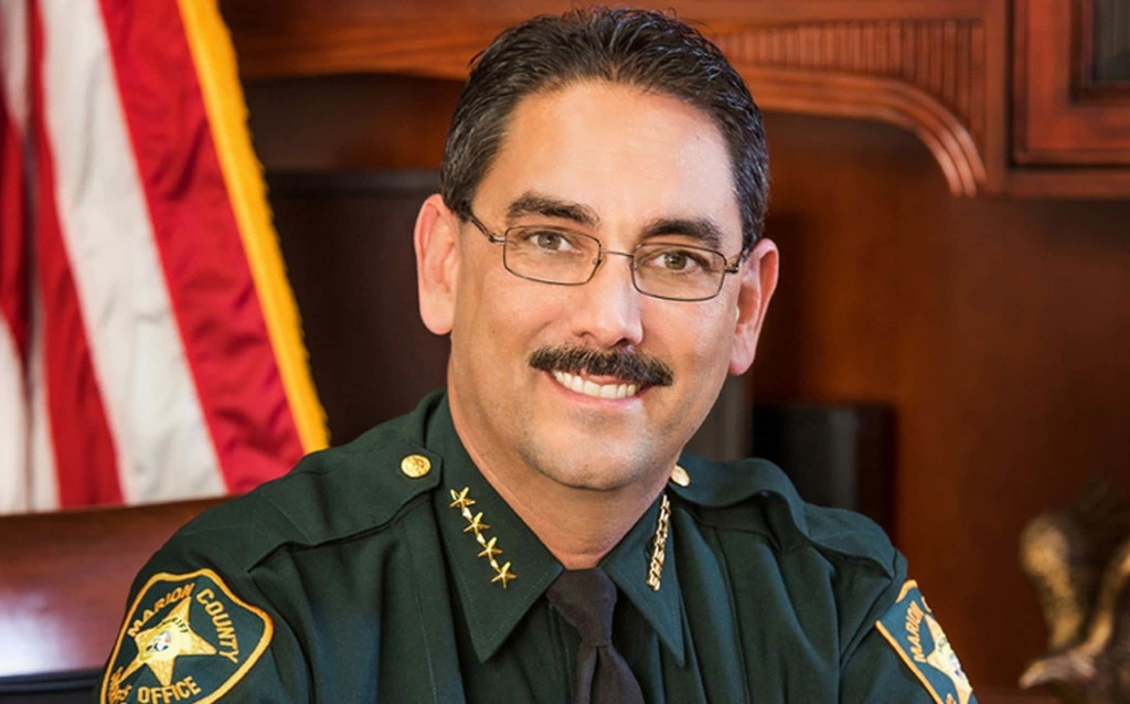 'This is no longer a debate': Florida sheriff bans deputies, visitors from wearing masks