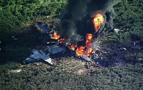 Marine Corps aviation disaster that killed 16 renews questions about U.S. military aircraft safety