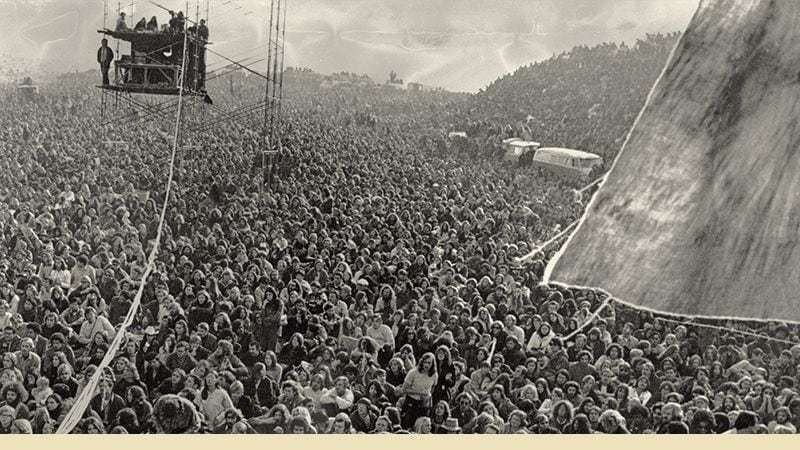 Podcast episode 1: How the '60s most disastrous concert came to be