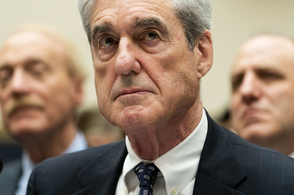Trump tried to shut him down, but Robert Mueller was his own worst enemy