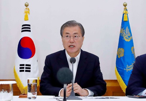 Spat between U.S. allies South Korea and Japan reaches 'emergency' levels, Moon says