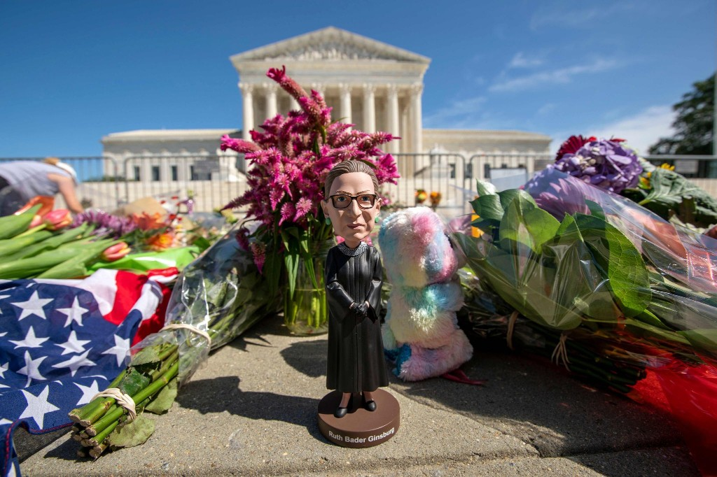 The flaw in the cult of RBG